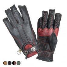 Перчатки SECOND SKIN MAN BLACK/RED