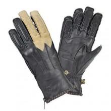 Перчатки WINTER SKIN MAN BLACK/BEIGE