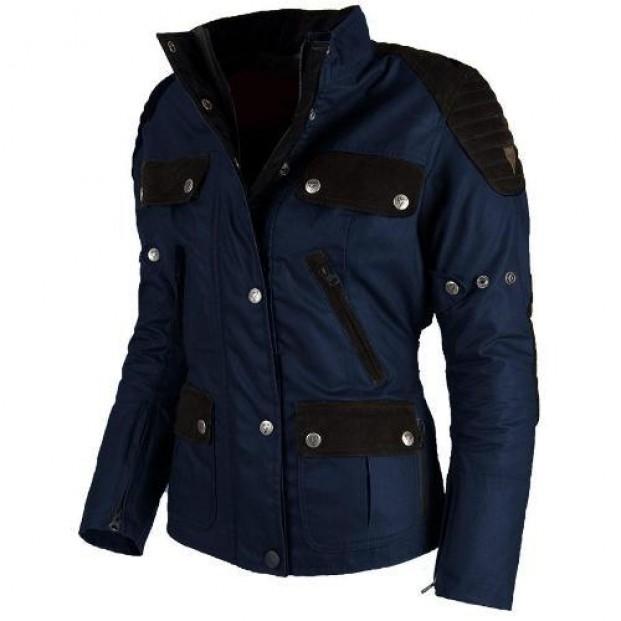 Куртка LONDON II LADY LIMITED EDITION BLUE